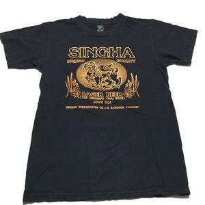 Vintage Singha Beer T-Shirt